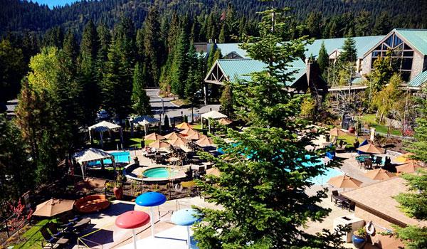 hotel w Fish Camp