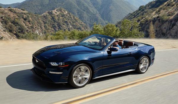 Ford Mustang Hawaje