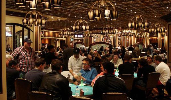 poker Bellagio Las Vegas