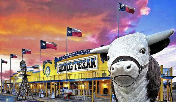 Big Texan restauracja