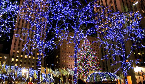 Święta w Nowym Jorku