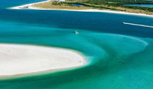 najlepsza plaża Florydy