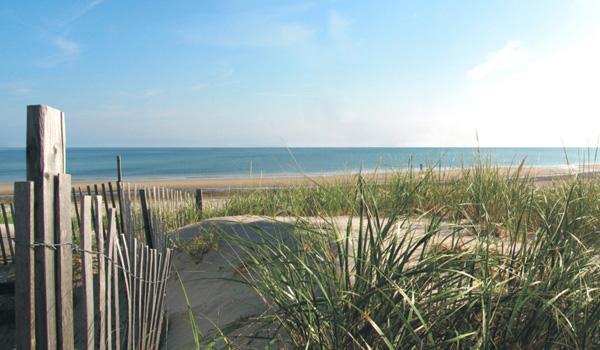 plaża Coast Guard