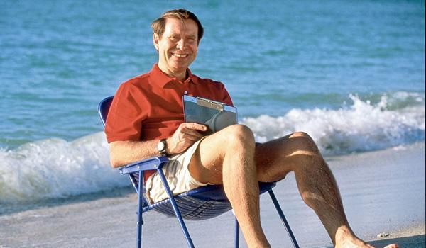 Dr Beach najlepsze plaże w Stanach Zjednoczonych