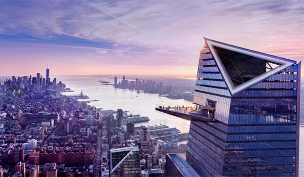 Edge w Nowym Jorku