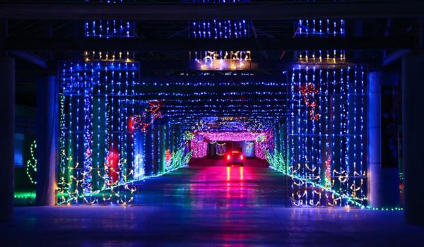 Boże Narodzenie w Las Vegas