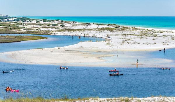 najlepsze plaże w Stanach Zjednoczonych