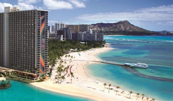 najlepsze plaże Hawaje