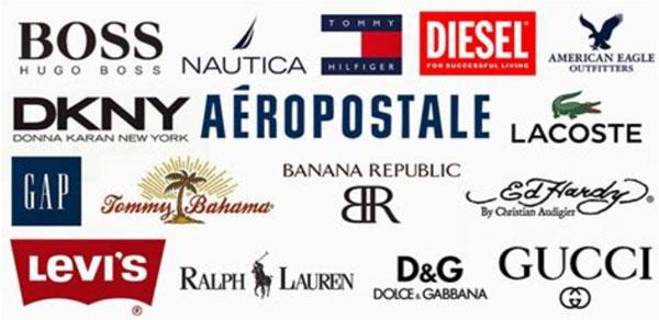 amerykańskie marki odzieżowe