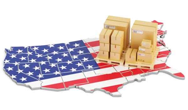 paczki z USA do Polski