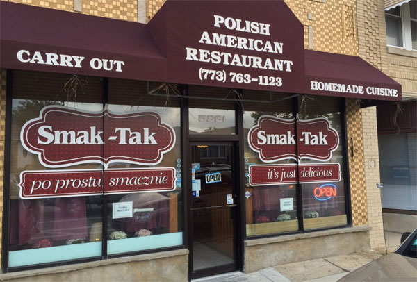 polskie restauracje Chicago