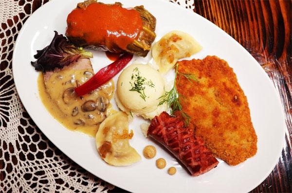 polska restauracja Smakosz