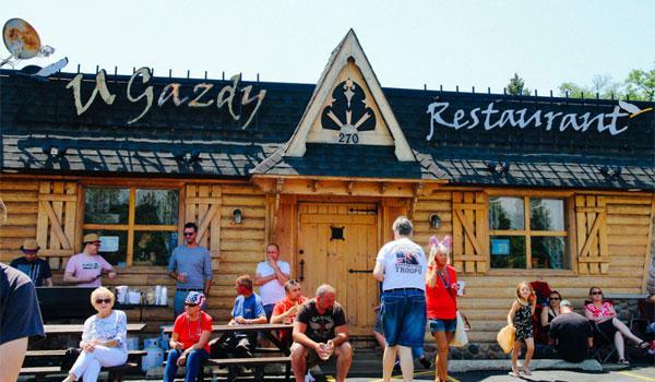 U Gazdy polska restauracja Chicago