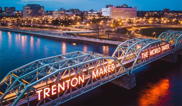 najlepsze małe miasta USA Trenton