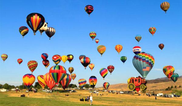 balony Reno