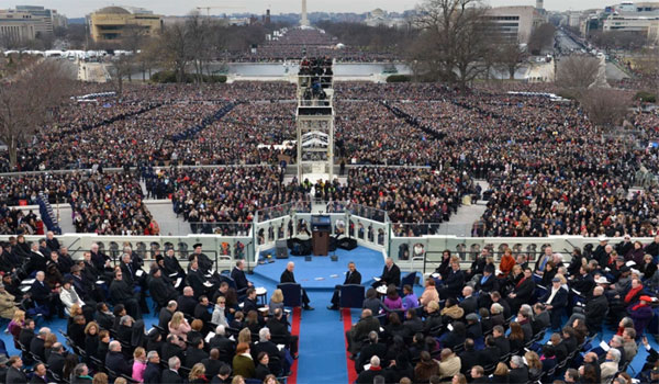 zaprzysiezenie Obamy