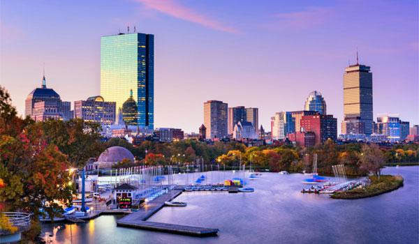 Boston Nowa Anglia