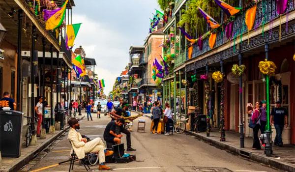Francuska Dzielnica Nowy Orlean