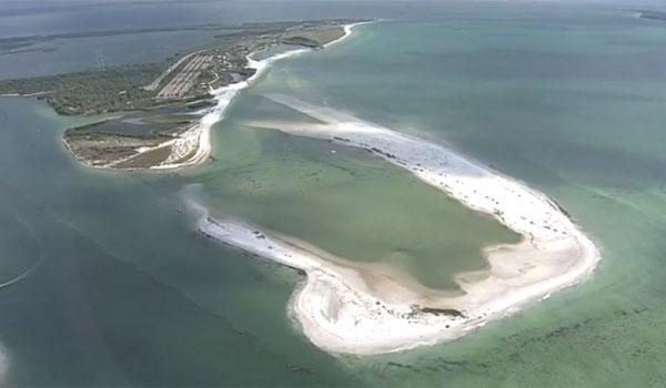 De Soto Beach Floryda