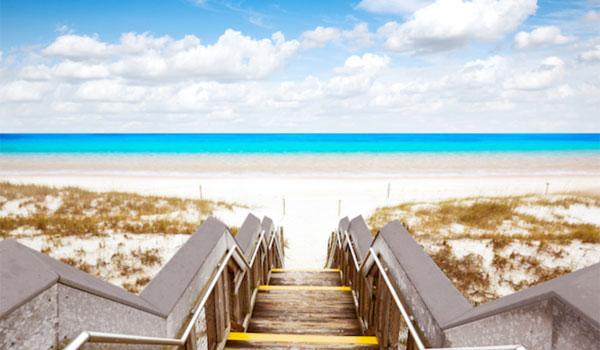 najpiękniejsze plaże Florydy Destin