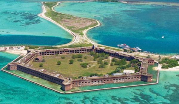Fort Jefferson Floryda