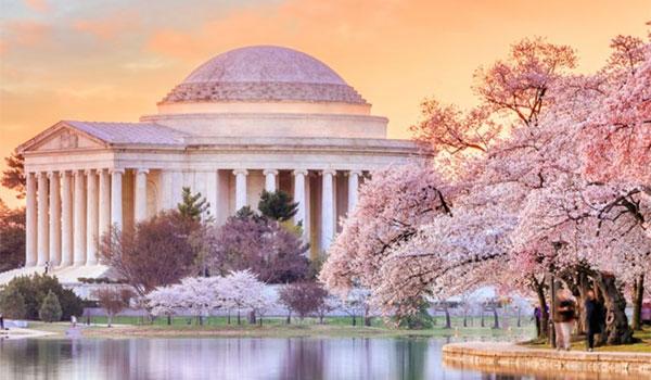 Jefferson Memorial Waszyngton