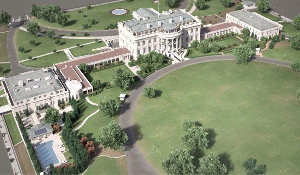 kompleks Białego Domu