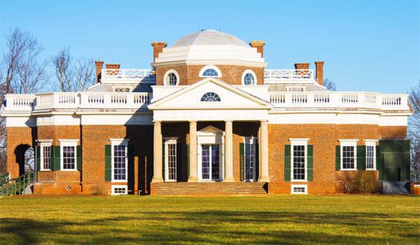 wycieczki z Waszyngtonu Monticello