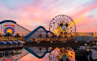 ponowne otwarcie Disneylandu