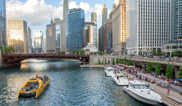 bulwary Chicago