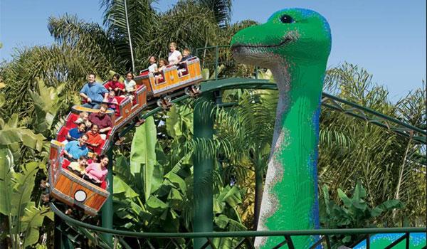Legoland Florida atrakcje