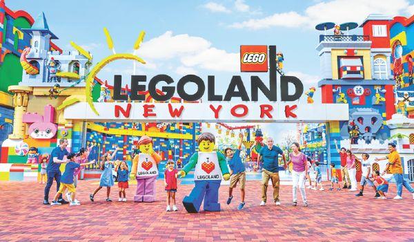 Legoland Nowy Jork