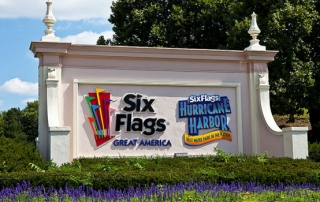 Six Flags Chicago
