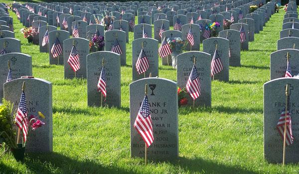 cmentarz w Arlington