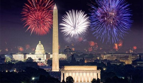 4 lipca Waszyngton