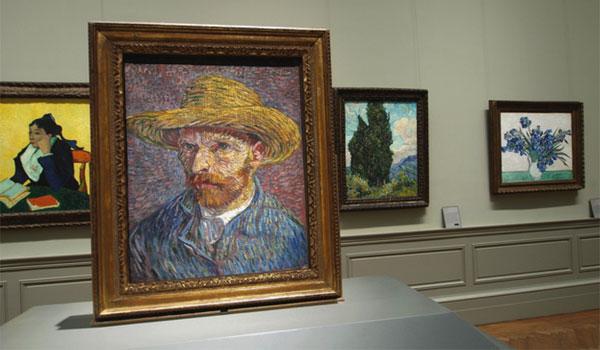Van Gogh w The Met
