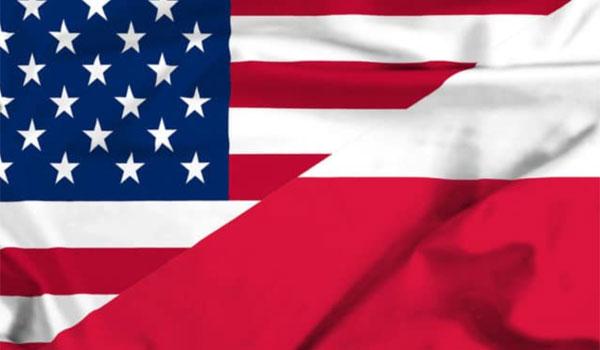 ruch turystyczny z USA do Polski