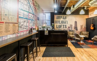 Urban Holidays Lofts Chicago