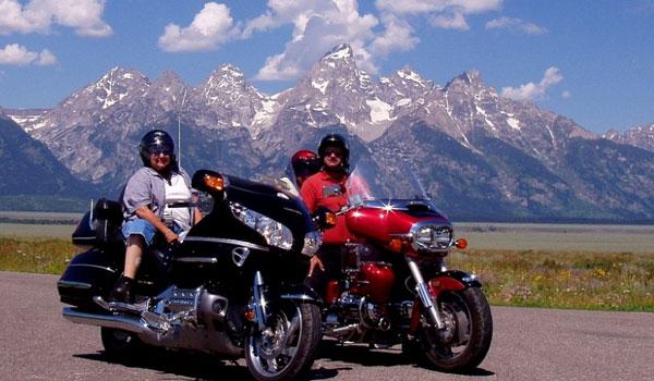 wynajem motocykli USA