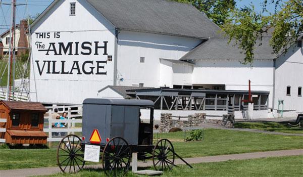 wioska Amiszów