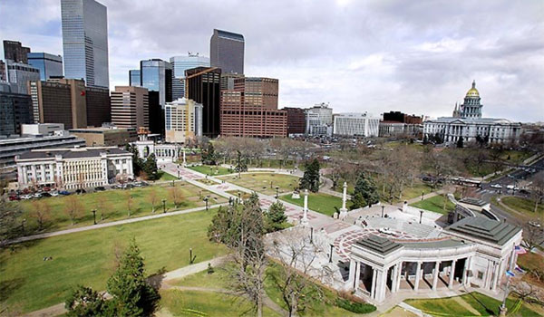 atrakcje turystyczne Denver