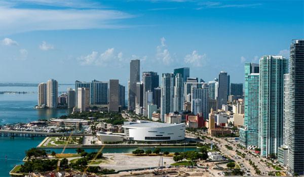 hotele Downtown Miami