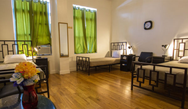 NYC Moore Hostel