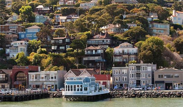 jwycieczki z San Francisco Sausalito